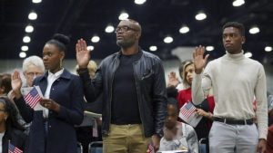 Lenda do MMA, Anderson Silva se Naturaliza Americano em Los Angeles