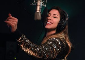Brazilian Singer of a Puerto Rican Father is Rocking!