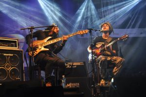 In Los Angeles: Brazilian Musicians Pedro Martins & Pipoquinha