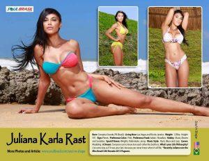 Featuring Juliana Karla Rast