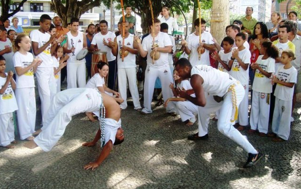 Traditional Capoeira and the Fusion of New Styles