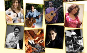 """Nossa Gente"": Local Brazilian Musicians Series"