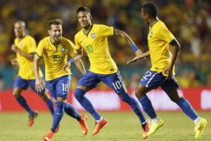 Seleção desiste do Brasil e Fará Jogos Pré-Copa América nos EUA