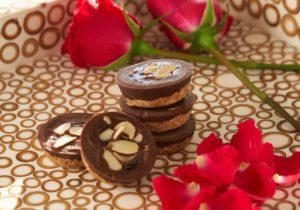 Vegan Heavenly Chocolate Tarts