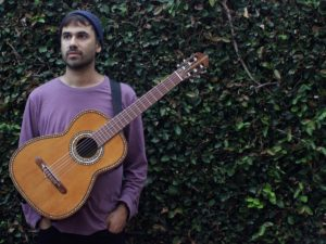 Local Brazilian Musician Series: Fabiano do Nascimento