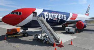 New England Patriots Envia Avião Particular à China para Compra de Máscaras