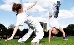 Passado e Presente das Mulheres na Capoeira