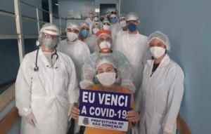 Brasil se Torna País com Maior Número de Recuperados da Covid-19 no Mundo