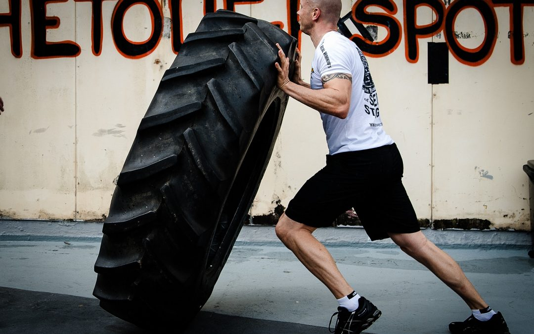 Why CrossFit is on the Top and is Making so Much Success with the Over 35?