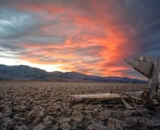 Death Valley Registra Temperatura Mais Alta da Terra