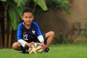 Soccer as Fitness for Kids and the Popularity in Brazil and the U.S
