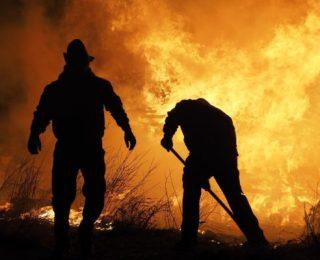 Dos Maiores Incêndios na História da Califórnia, 3 são Recentes