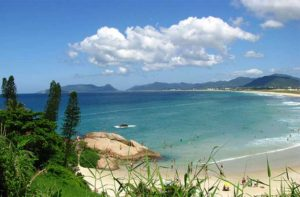 Joaquina: the Most Popular Sports Beach in the Island of Santa Catarina
