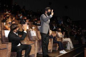 Edição Histórica do Festival de Cinema de Veneza Acontece em Meio à Pandemia