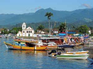 Paraty and Ilha Grande: World Heritages in Rio de Janeiro
