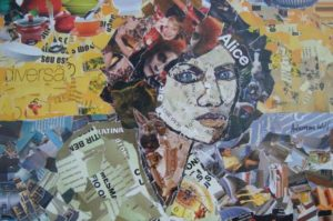 Collages: A Path to Self Awareness