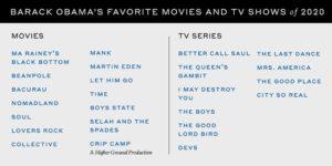 """""""Bacurau"""" Está na Lista de Filmes e Séries Favoritos de 2020 de Barack Obama"""