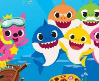 """""""Baby Shark"""" Ultrapassa """"Despacito"""" e Vira o Vídeo Mais Visto do YouTube"""