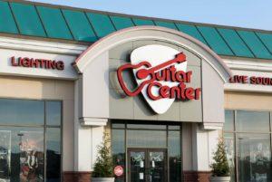 Guitar Center Abre Pedido de Bankruptcy Depois de 60 Anos no Mercado da Música
