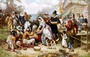 O Grande Boato Sobre o Thanksgiving