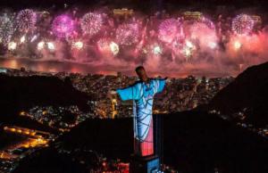 No Rio de Janeiro, Queima de Fogos e Equipamentos de Som Estão Proibidos em Copacabana Durante o Réveillon