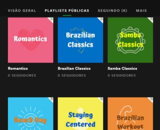 Já Conhece o Perfil da Soul Brasil no Spotify?