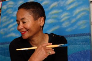 The Colorful Art of Synthia Saint James