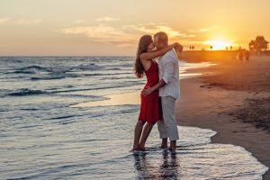 30 Lugares ou Momentos Especiais Para Beijar