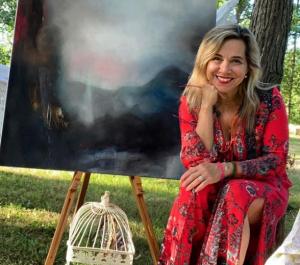 O Impressionismo Abstrato na Arte de Carmem Gusmão