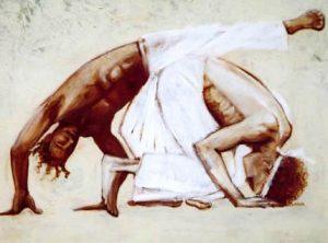 """A Arte da Canadense """"Cigana"""" e Sua Inspiração na Capoeira"""
