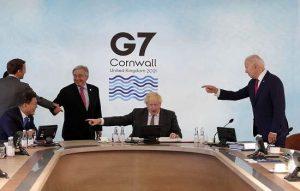 G7 Promete Doar Mais de 1 Bilhão de Vacinas Contra Covid-19 para Países Pobres
