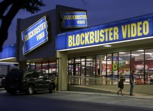 """Blockbuster X Netflix as the Perfect Example of What We Call """"Digital Leap"""""""