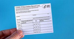 Cartão de Vacinação Digital: Digitalizá-lo é Melhor que Fotografar
