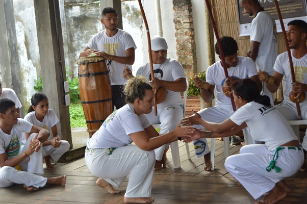 Women in Capoeira: Express Yourself and Be Strong!